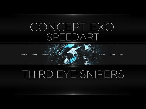 Speedart #12 ThirdEyeSnipers + Joined TGN