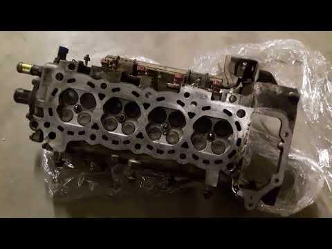 Ниссан Микра/Марч 1.4л часть 2я замена поршня,ГБЦ,установка цепи и особенности двигателя CR14de