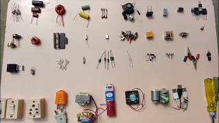 Basic Electronics Components part 2