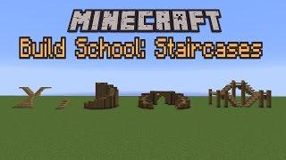 getlinkyoutube.com-Minecraft Build School: Staircases!