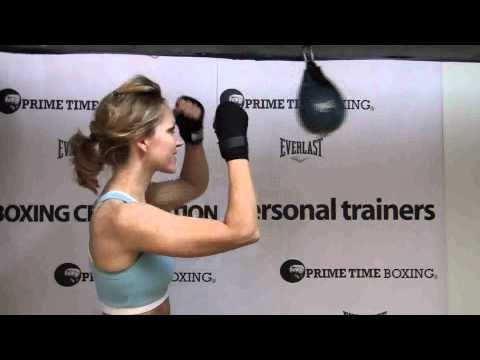 Boxing Drills: How to hit the speedbag