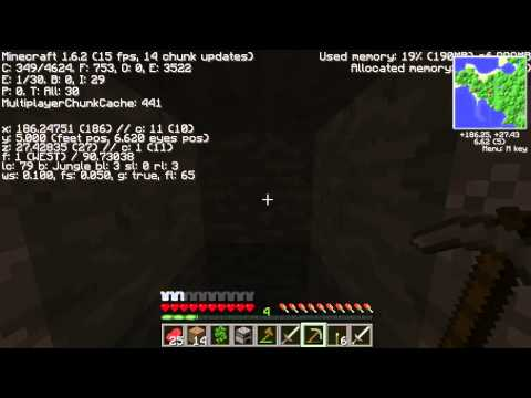 Minecraft : AlKo20 Server W/BuAli .. ماين كرافت #1