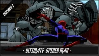 getlinkyoutube.com-Zagrajmy w Ultimate Spider-Man #3 Walka z Rhino