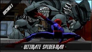 Zagrajmy w Ultimate Spider-Man #3 Walka z Rhino