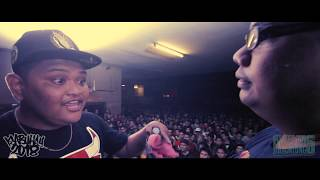 FlipTop - Plazma vs Pistolero @ Isabuhay 2018