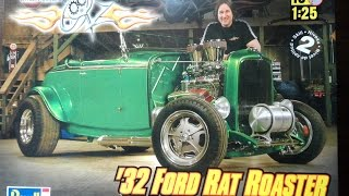 getlinkyoutube.com-Model Kit Review - Revell 32' Rat Roaster (09.02.14)