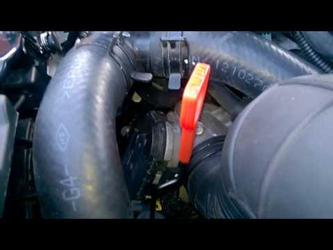 Система VIS (variable intake system) на двигателе G4FC Hyundai Solaris