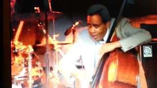 "getlinkyoutube.com-George Duke Memorial Service: Stanley Clarke & Friends ""Brazilian Love Affair"", Aug 19th, 2013"