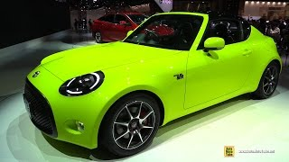 2016 Toyota SFR - Exterior and Interior Walkaround - Debut at 2015 Tokyo Motor Show