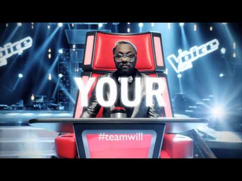 Pick Your Team: will.i.am - The Voice UK 2013 - BBC One