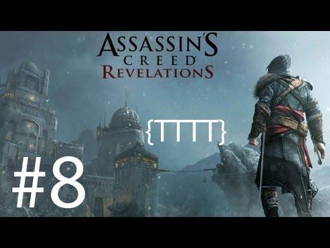 Assassins Creed Revelations - Walkthrough Gameplay - Part 8 [HD] (X360/PS3)