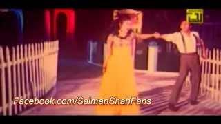getlinkyoutube.com-Tere Naina - Salman Shah & Shabnur