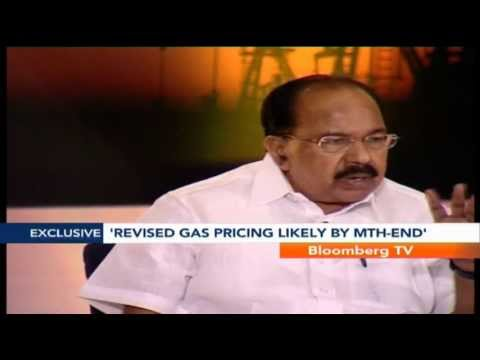 Big Story- Faced Resistance In Gas Pricing Decision: Veerappa Moily