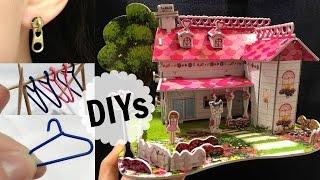getlinkyoutube.com-3 Creative DIYs - Easy & Fun & Inexpensive Ideas