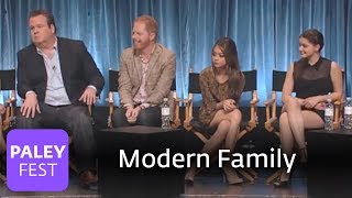 getlinkyoutube.com-Modern Family - Lily's Cursing