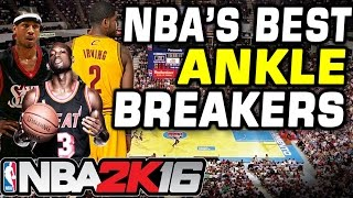 getlinkyoutube.com-NBA's Best Ankle Breakers (Killer Crossover)