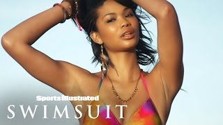 getlinkyoutube.com-Chanel Iman Uncovered | Sports Illustrated Swimsuit