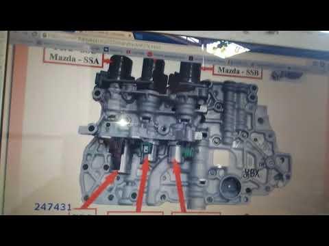 Ford Focus 2 проблема с АКПП/диагностика АКПП