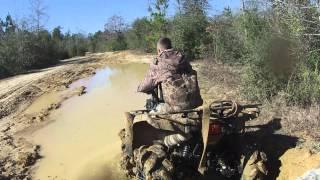 getlinkyoutube.com-Mud Riding at Muddy Joe's