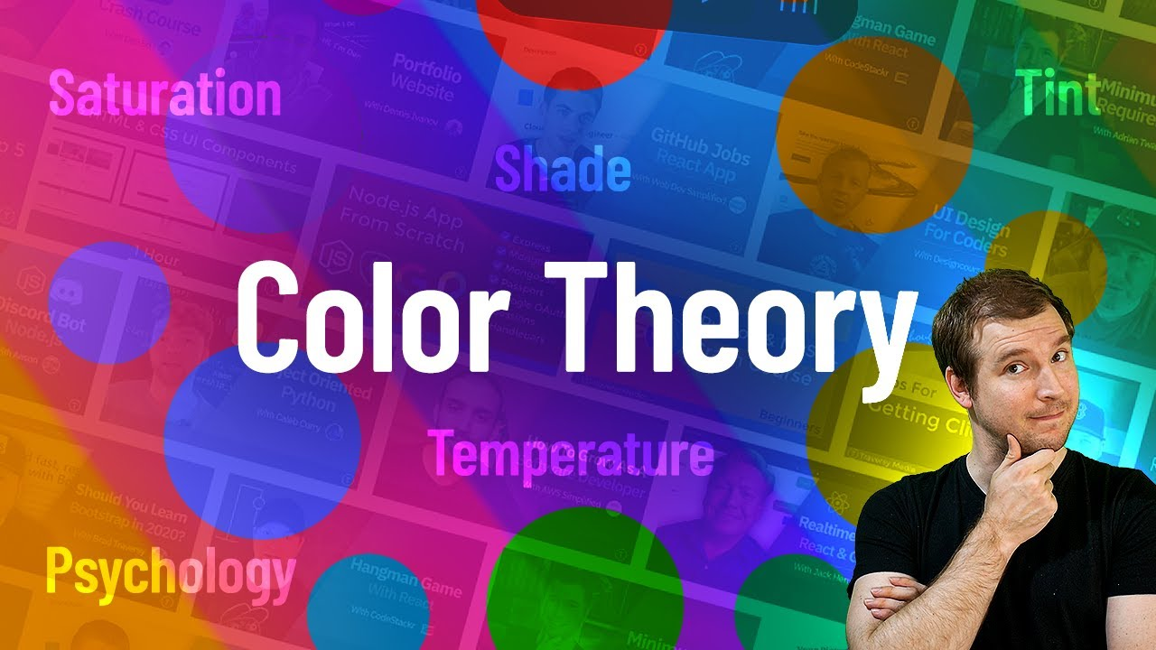 Youtube: Color Theory