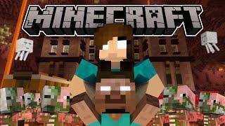 If Herobrine Had A Mom - Minecraft