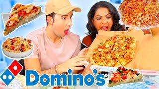 DOMINO'S PIZZA TASTE TEST!