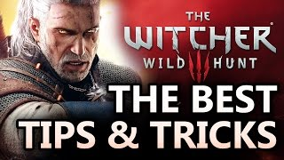 getlinkyoutube.com-The Witcher 3 Tips & Tricks: A Walkthrough of Combat, Make Money, Leveling (Witcher 3 Gameplay)