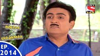 Taarak Mehta Ka Ooltah Chashmah - तारक मेहता - Episode 2014 - 31st August, 2016
