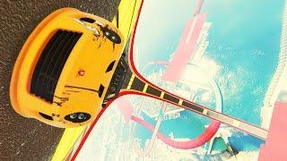 ROCKET RACE AROUND THE BIGGEST LOOP! | GTA 5 Online