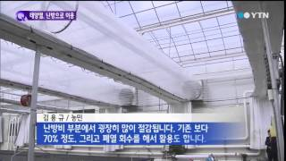 getlinkyoutube.com-난방으로 재활용되는 태양열…농가 희소식 / YTN