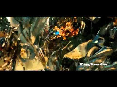 Optimus Prime Vs  Fallen -  transformer 2