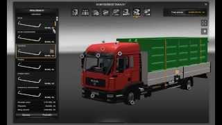 getlinkyoutube.com-[ETS2]Euro Truck Simulator 2 MAN TGL 12.240 v1.4