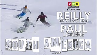 getlinkyoutube.com-Paul Lorenz/Reilly McGlashan Ski South America