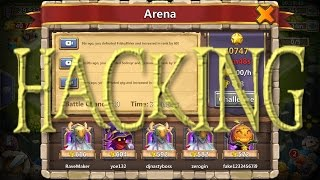 getlinkyoutube.com-Arena Hacking!!!