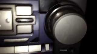 Sony MHC DX50 140+140w RMS o 3100wPMPO