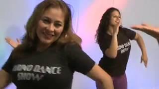 getlinkyoutube.com-En Forma, Bailoterapia con Marino Show Dance 1er Prg. 1/3