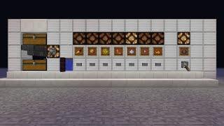 getlinkyoutube.com-Minecraft 連続生産型 ポーション醸造機