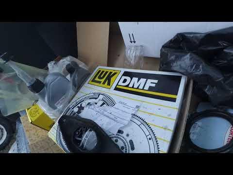 БМВ Х3 Е83 2.0Д Замена сцепления. Запчасти