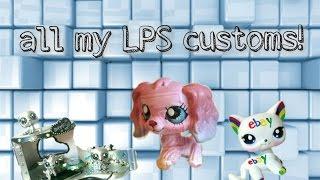 getlinkyoutube.com-All my LPS customs- LPS Pepstar