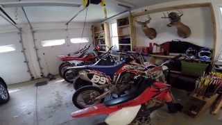 getlinkyoutube.com-The Dirt Bikes (what we will be riding)