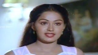 getlinkyoutube.com-Adavi Donga Movie || Love Scene Between Radha & Chiranjeevi In Bed Room