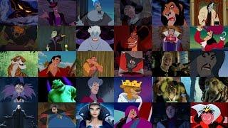 getlinkyoutube.com-Defeats of my Favorite Disney Villains