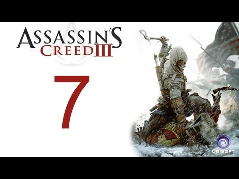 Assassin's creed 3 walkthrough - part 7 HD Gameplay AC3 assassins creed 3 (Xbox 360/PS3/PC) [HD]