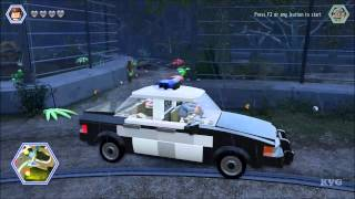 getlinkyoutube.com-LEGO Jurassic World - All 35 Playable Vehicles Unlocked | Free Roam Gameplay (PC) [HD]