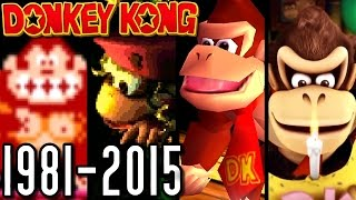 getlinkyoutube.com-Donkey Kong ALL INTROS 1981-2015 (Wii U, N64, SNES, Arcade)