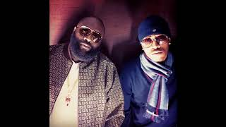 Rick Ross and Future release a new  song called 'Green Gucci Suit' width=