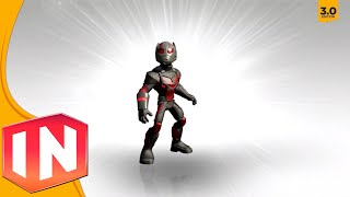 getlinkyoutube.com-Disney Infinity 3.0 - Marvel Character Previews: Ant Man, Cap: 1st Avenger, Black Panther & Vision