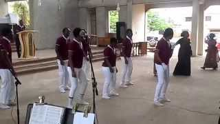 getlinkyoutube.com-I KNOW WHO I AM SINACH dance by Generation Dancers