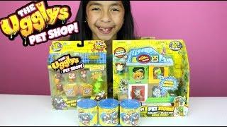 getlinkyoutube.com-The Ugglys Pet Shop! New Gross Stinky Pets| B2cutecupcakes