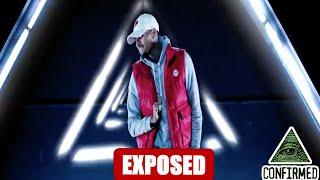 getlinkyoutube.com-Chris Brown(Anyway) illuminati occult symbolism Exposed